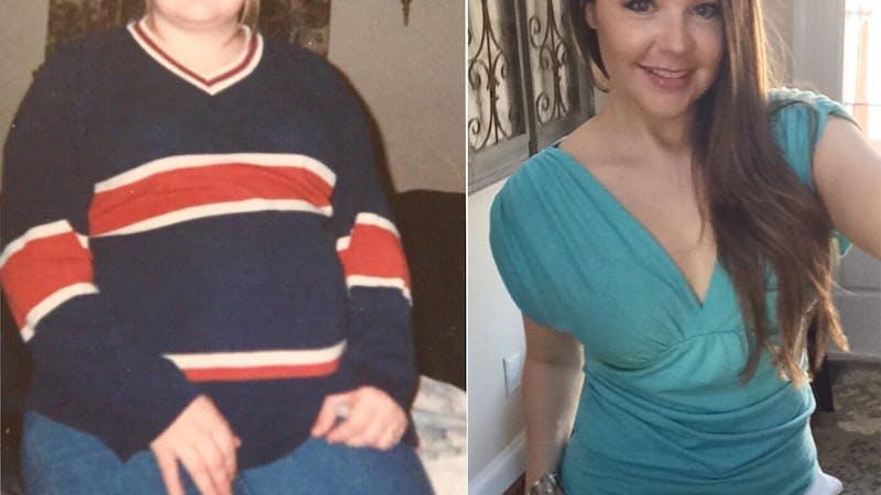 Melissa gick ner 45 kilo och har hållit vikten i 15 år