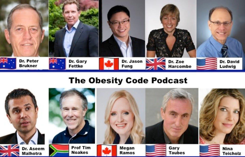 Ny podcast – The Obesity Code