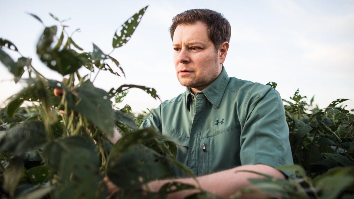 Kan klimatförändringen förvandla växter till skräpmat?