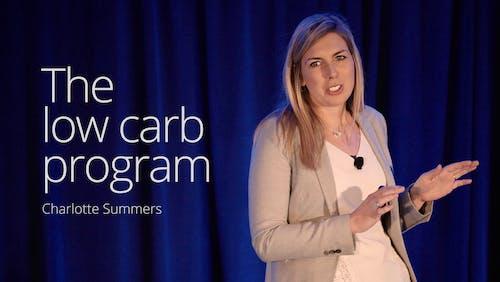 The low-carb program