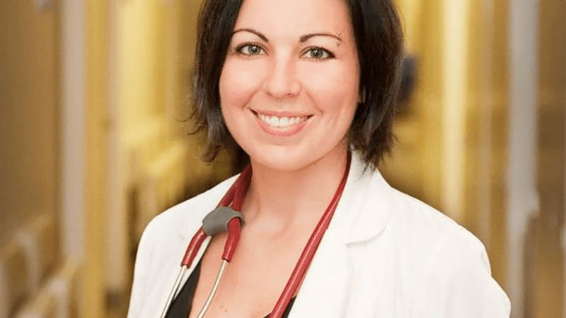 Är dr Evelyne Bourdua-Roy Kanadas Tim Noakes?