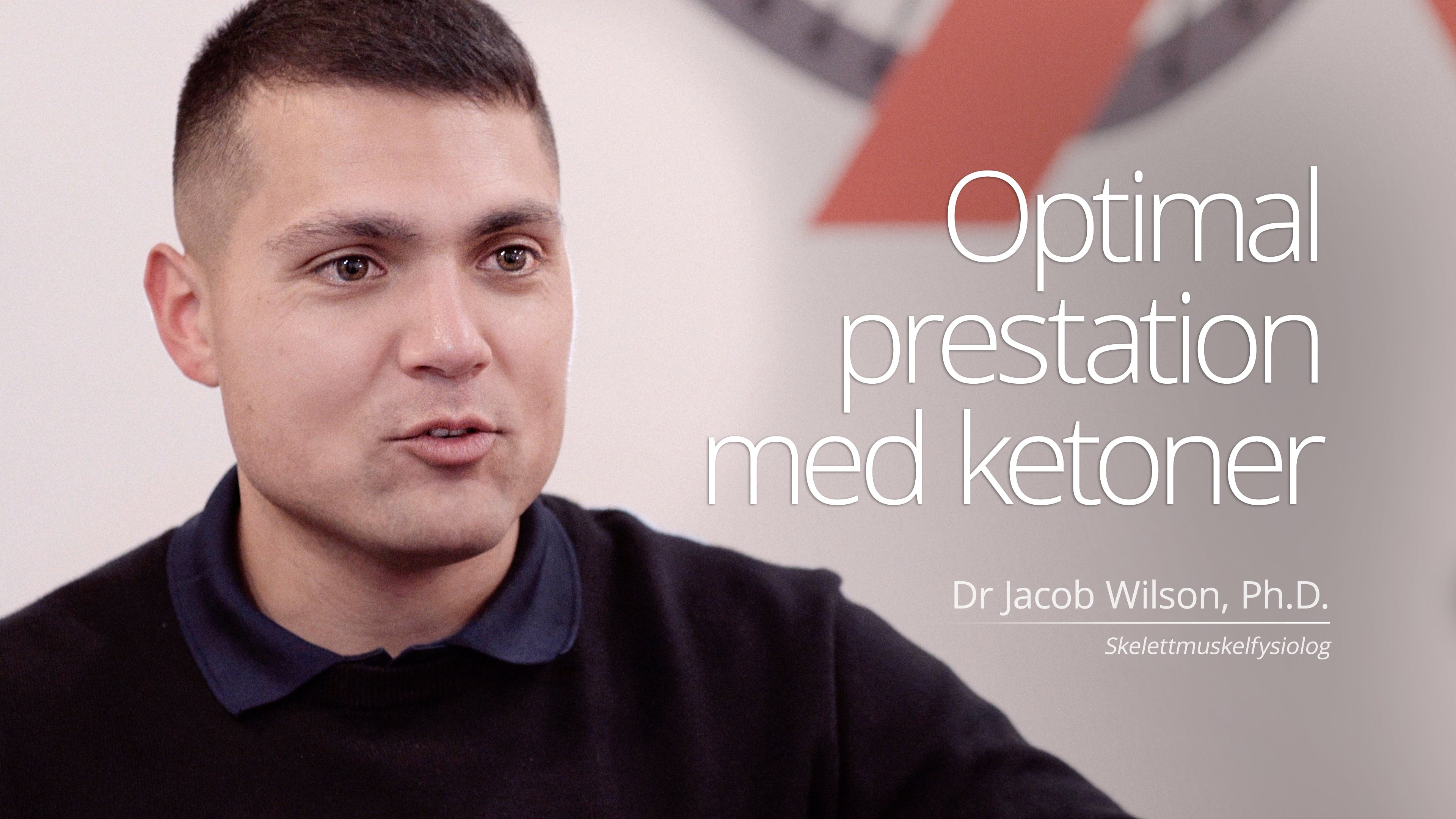 Optimal prestation med ketoner