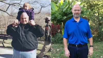 Att gå ner 68 kilo och hålla vikten i tio år
