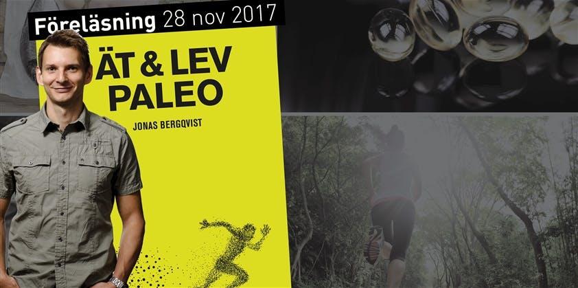 Föreläsning Ät & Lev Paleo