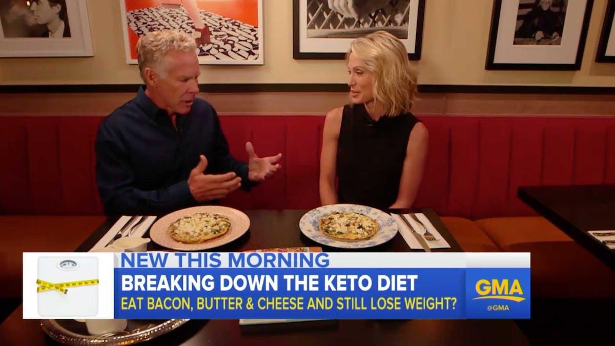 """Mark Sisson: """"Så kan LCHF få kroppen att bränna fett och hjälpa dig att gå ner i vikt"""""""