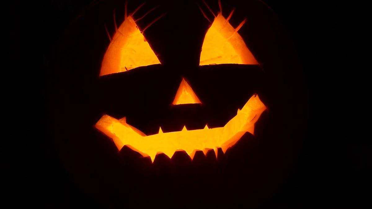 Gunhild Stordalen varnar för halloween