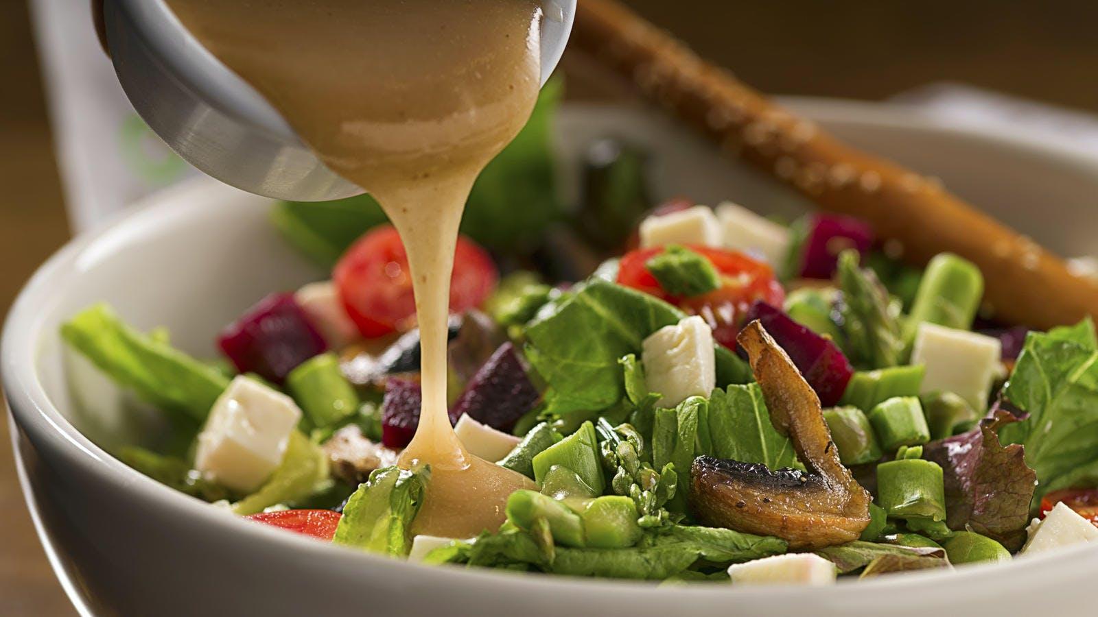 Ny studie: Grönsaker är nyttigare tillsammans med fet dressing