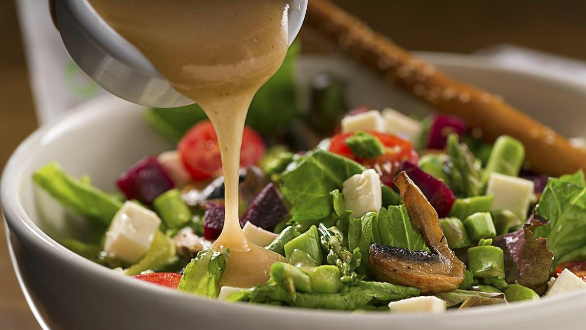 Ny studie: Grönsaker kan vara nyttigare tillsammans med fet dressing