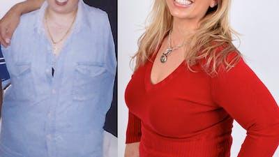 Att gå ner 45 kilo och hålla vikten i 17 år