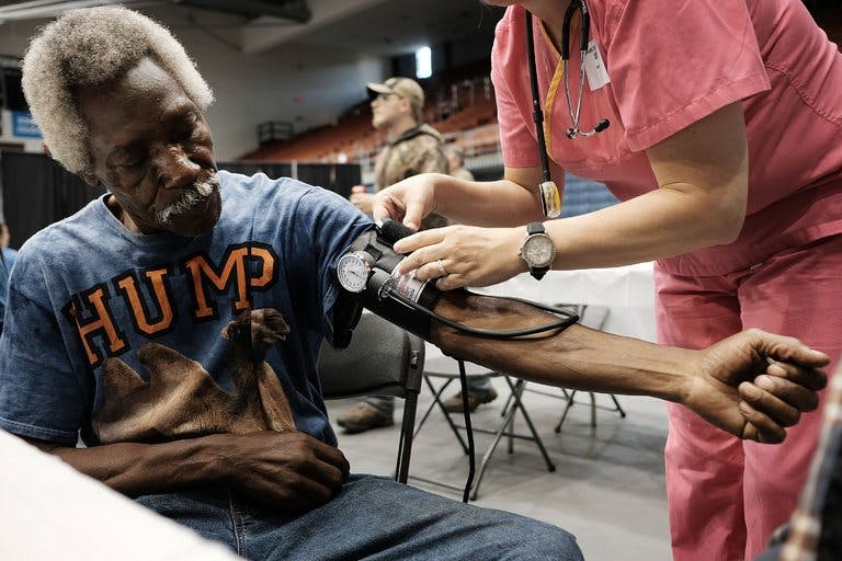 Miljoner amerikaner behöver sänka sitt blodtryck