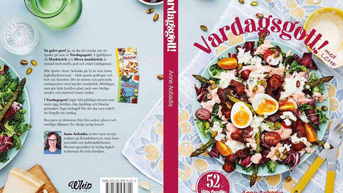 Ny bok: Vardagsgott!