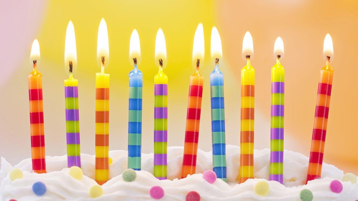 Kostdoktorn 10 år idag: Hipp, hipp, hurra!