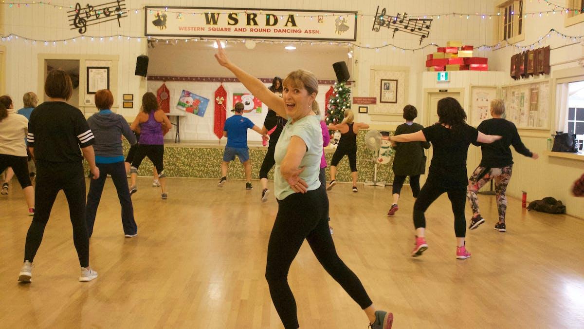 Rörelseglädje och danslust