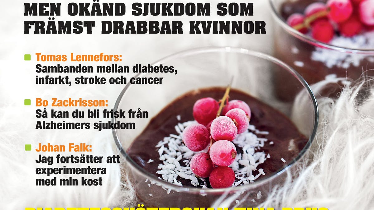 LCHF-magasinets jul- och nyårsnummer