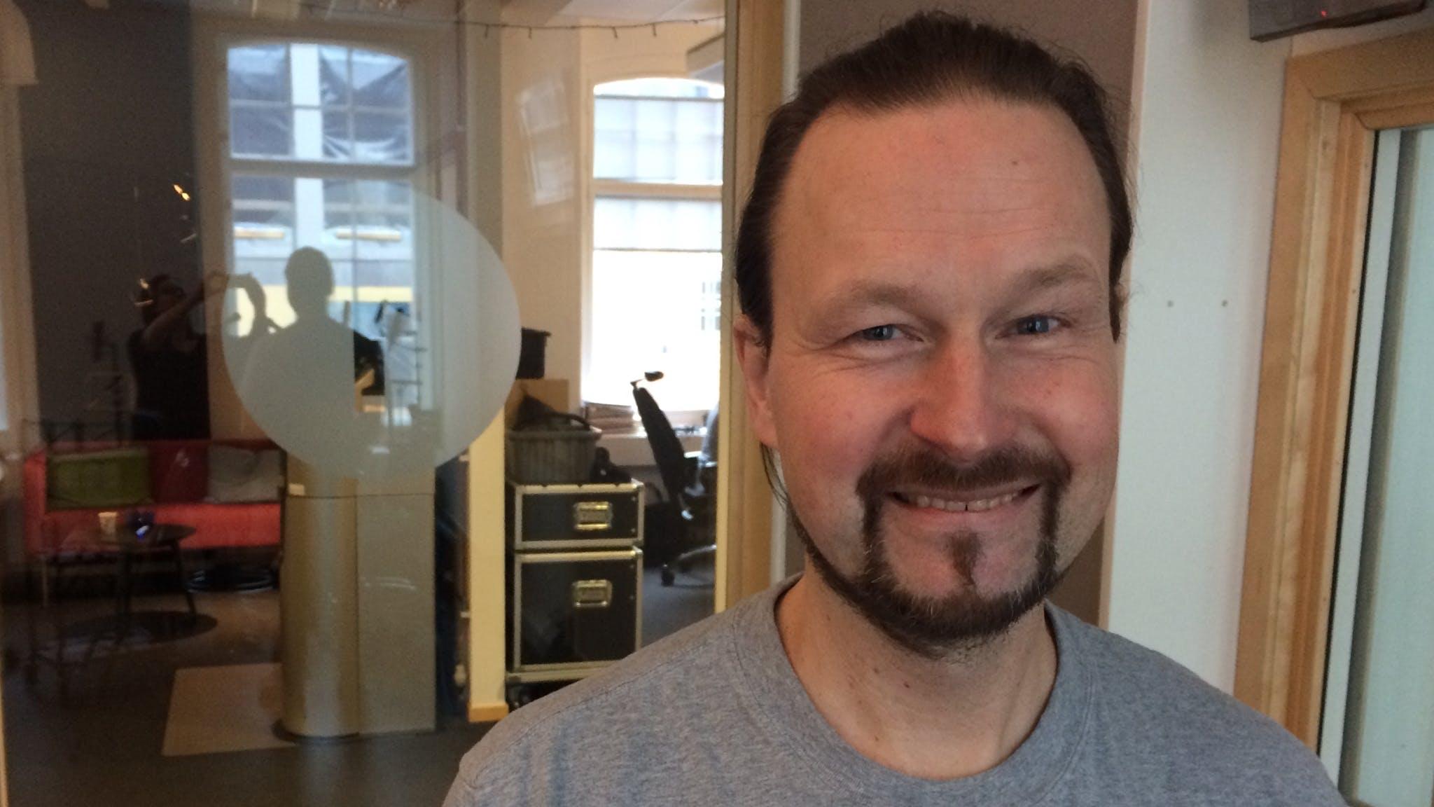 Fredrik Nyström föreläser i Säffle