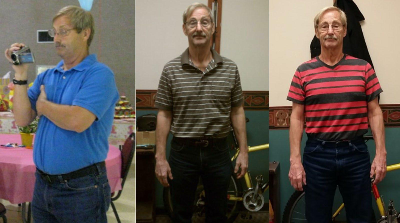 Att hålla vikten efter sex år med LCHF