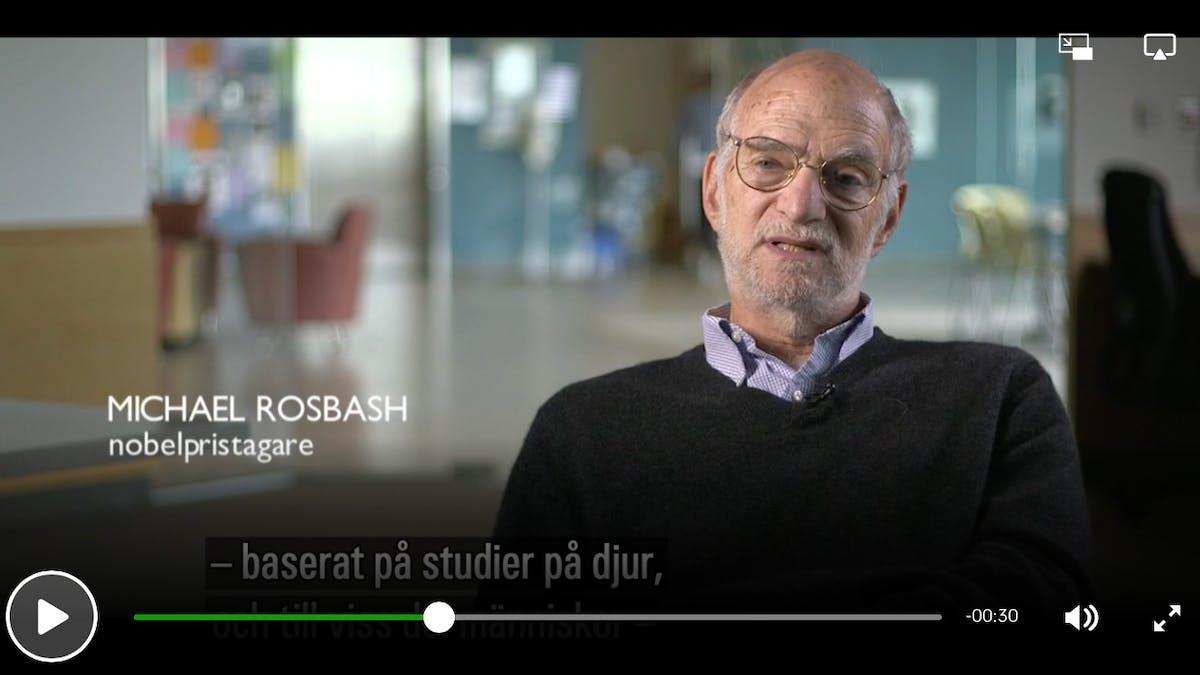 Nobelpristagaren som fastar