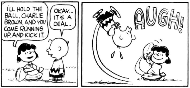 Bild 1, Charlie Brown