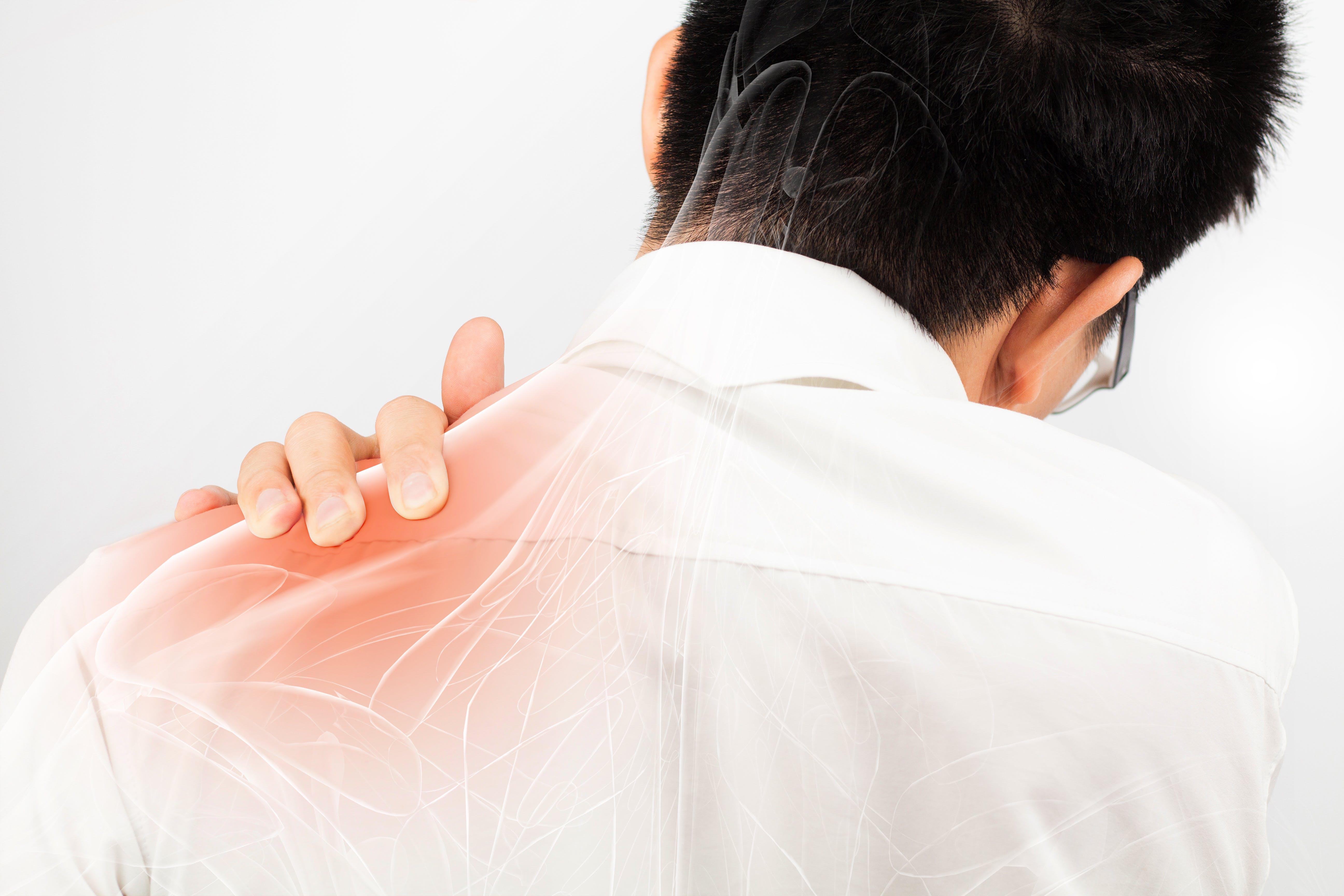 Kronisk smärta är konsekvensen av en kompromiss, del 1