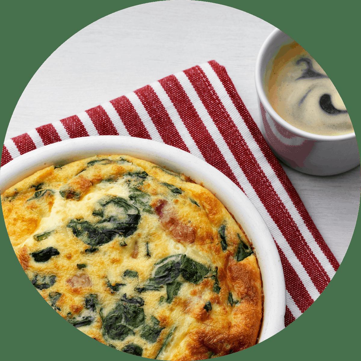 LCHF-frukostar