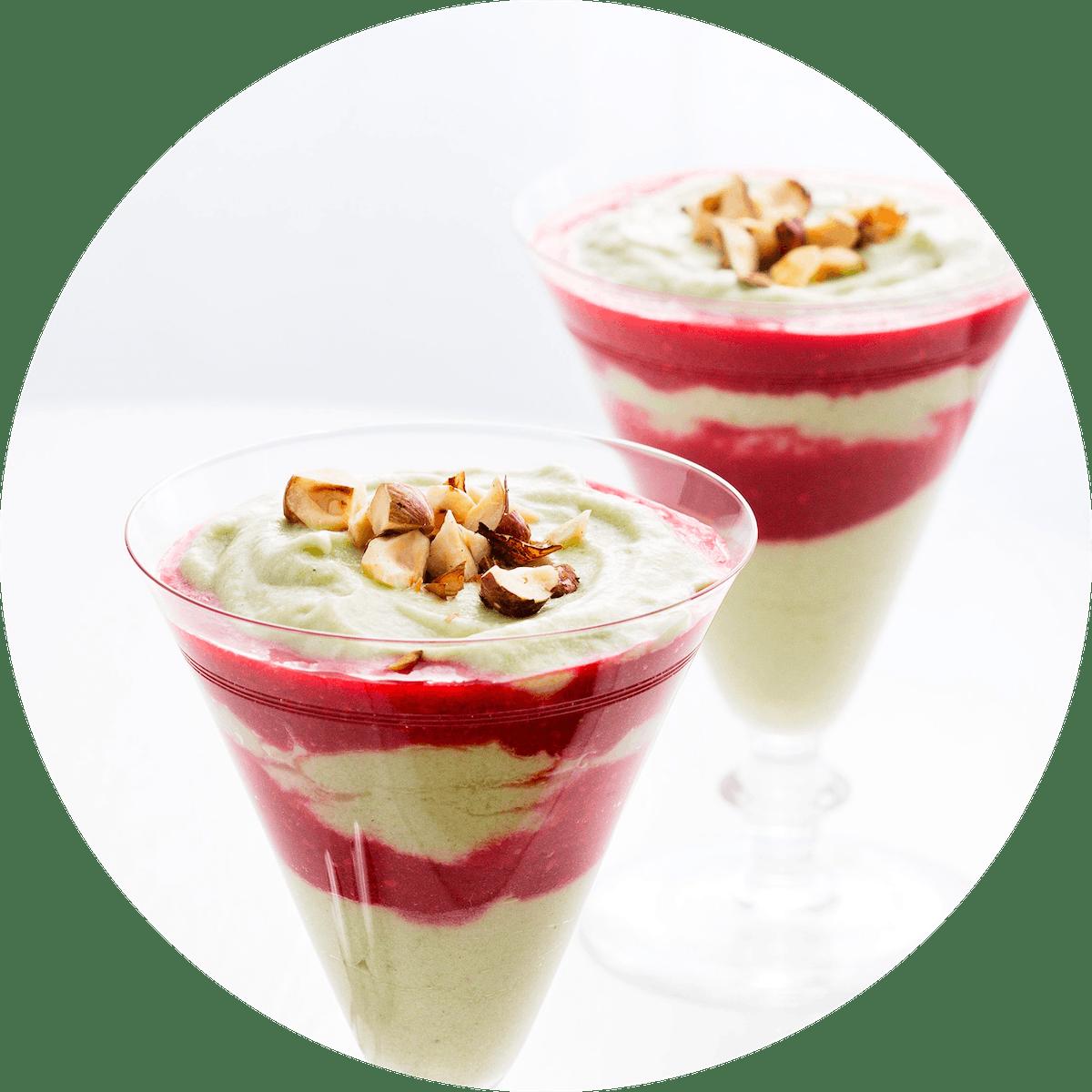 LCHF-desserter