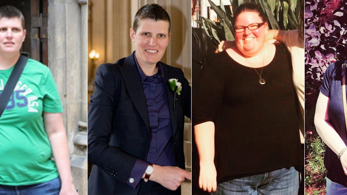 90 kilo ner i vikt – tillsammans!