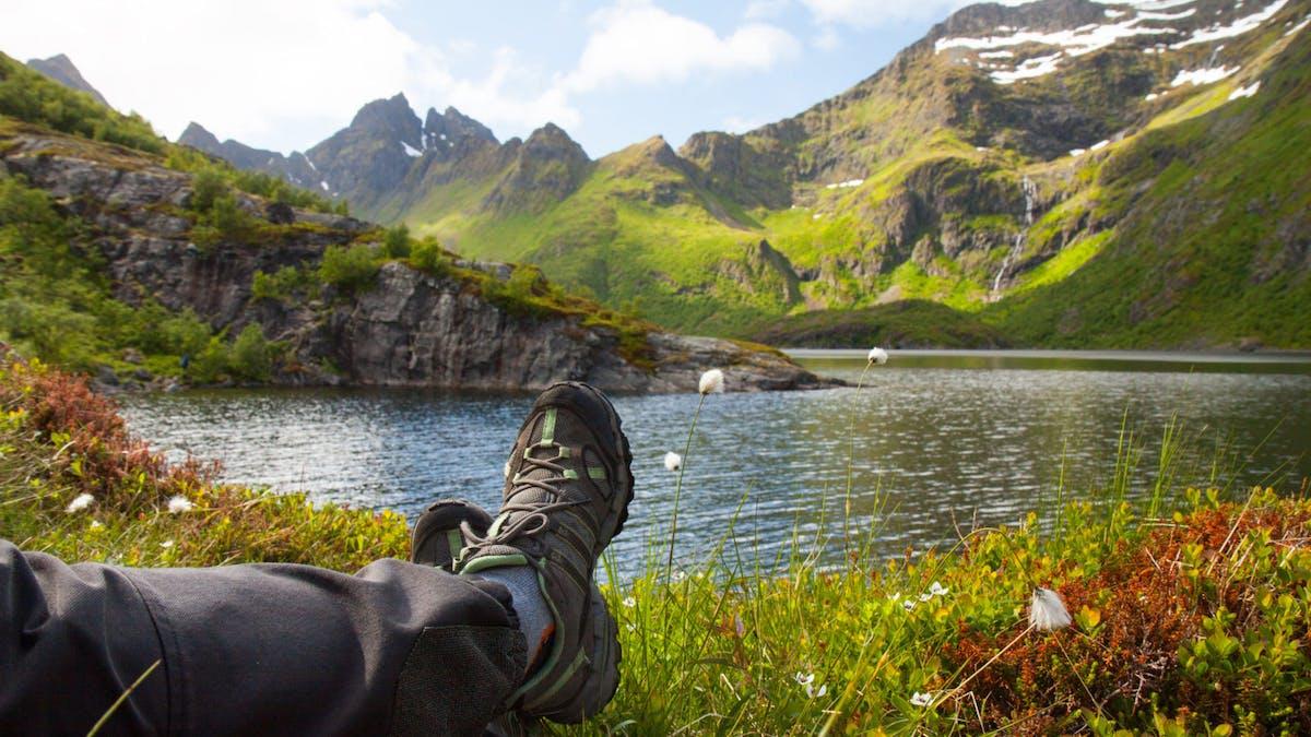 Vandring och LCHF – reflektioner kring fysisk aktivitet, ketos och hunger
