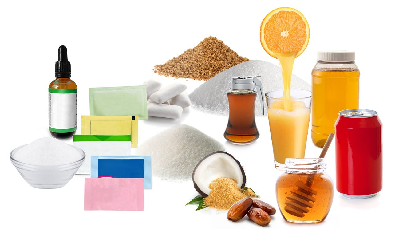 Low-carb sweeteners