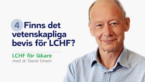 Finns det vetenskapliga bevis för LCHF?