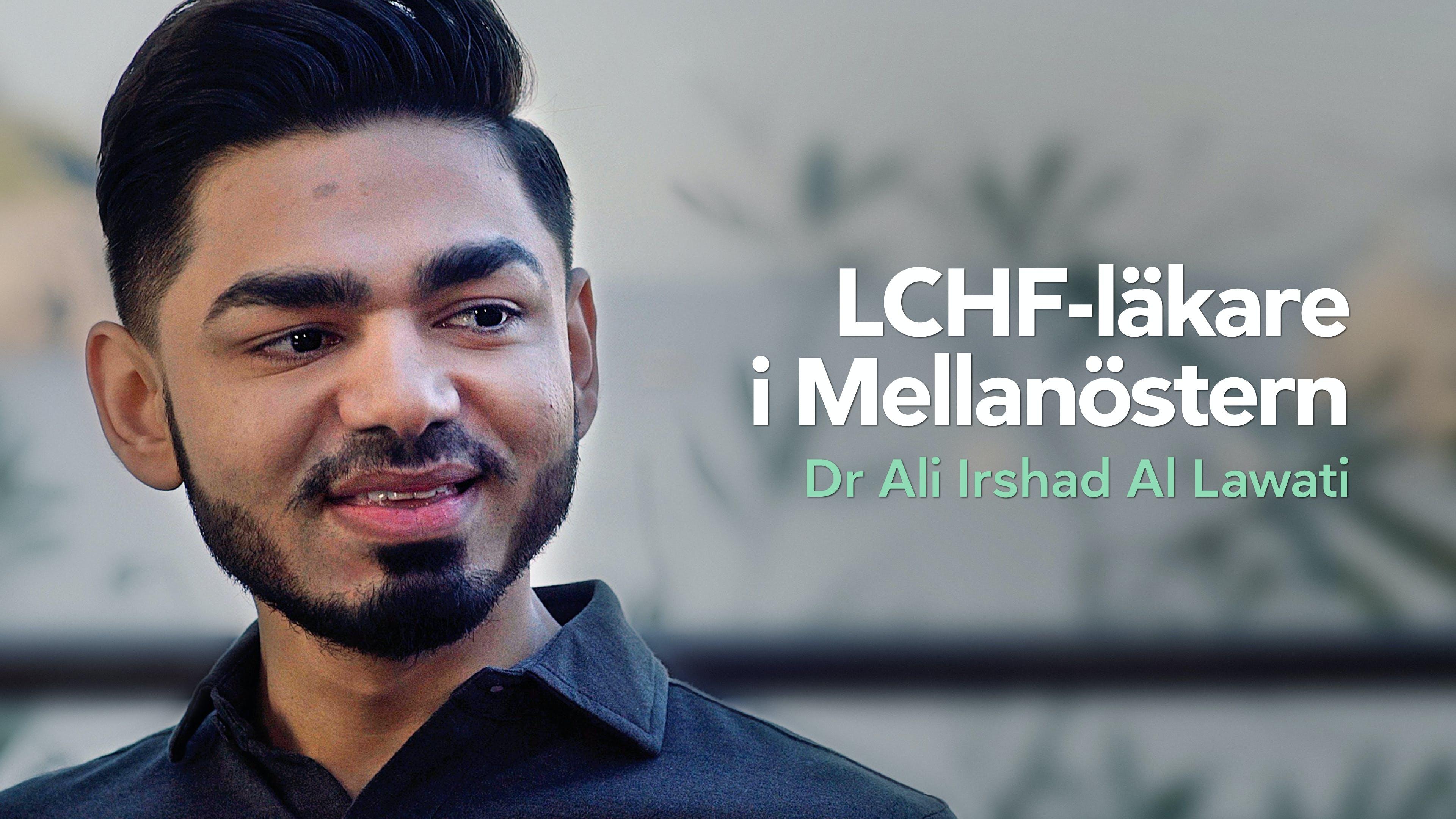 Att vara LCHF-läkare i Mellanöstern