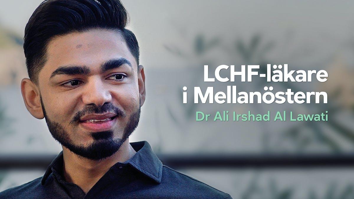 LCHF-läkare i Mellanöstern