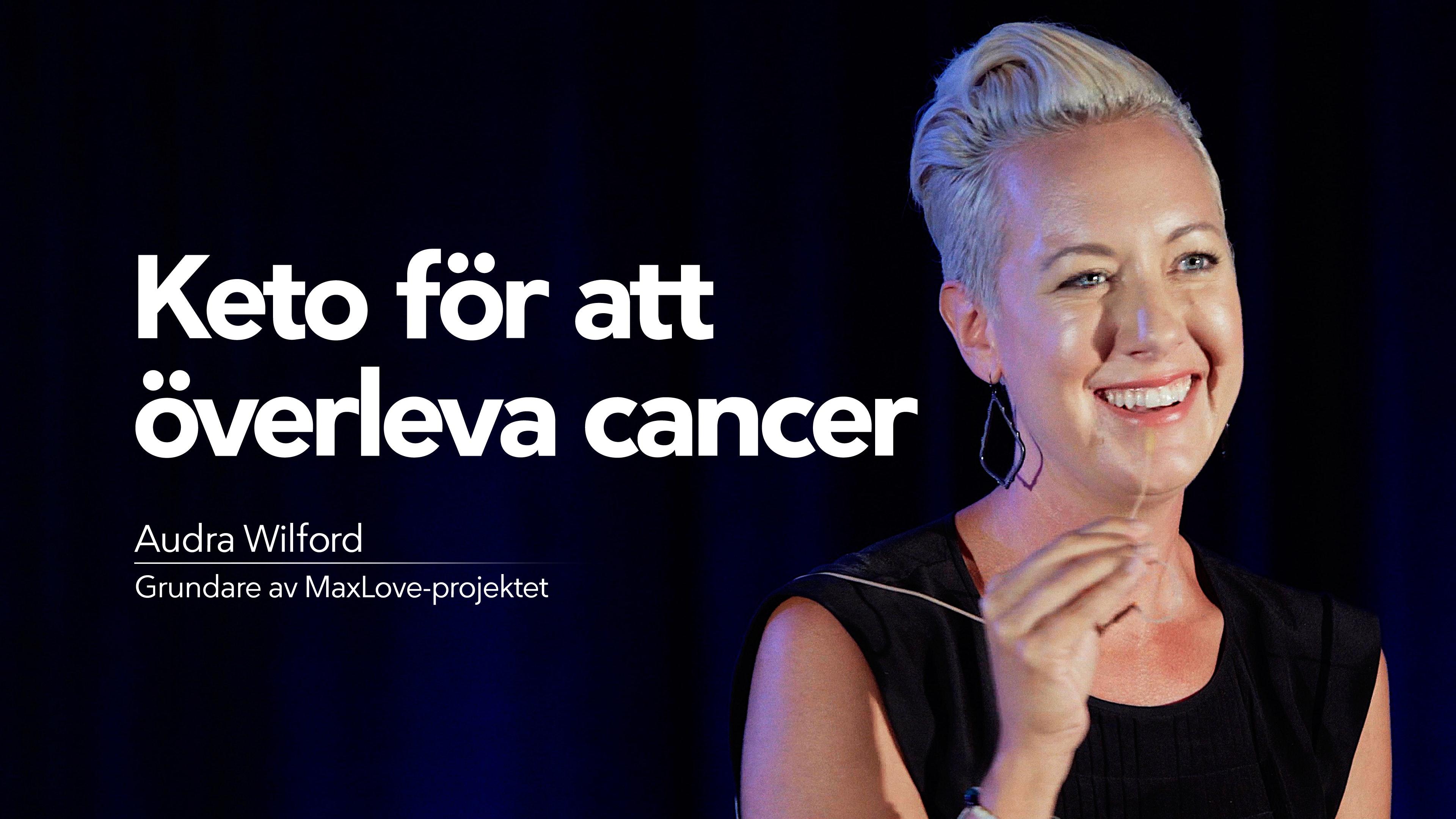 ketogen kost cancer