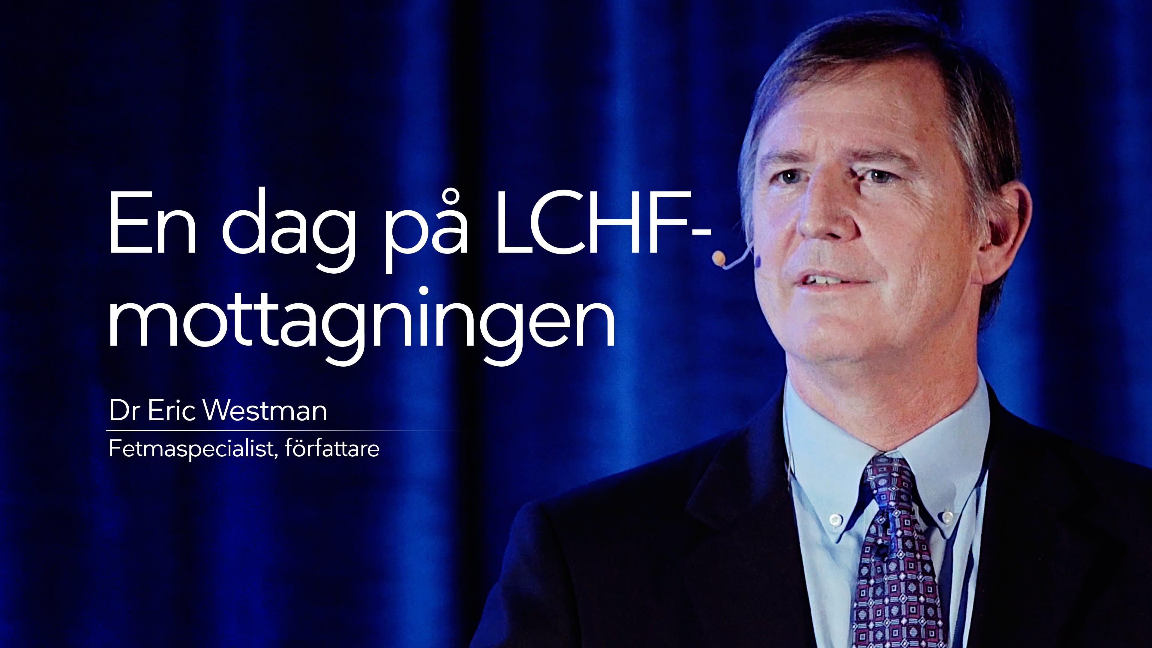 En dag på LCHF-mottagningen
