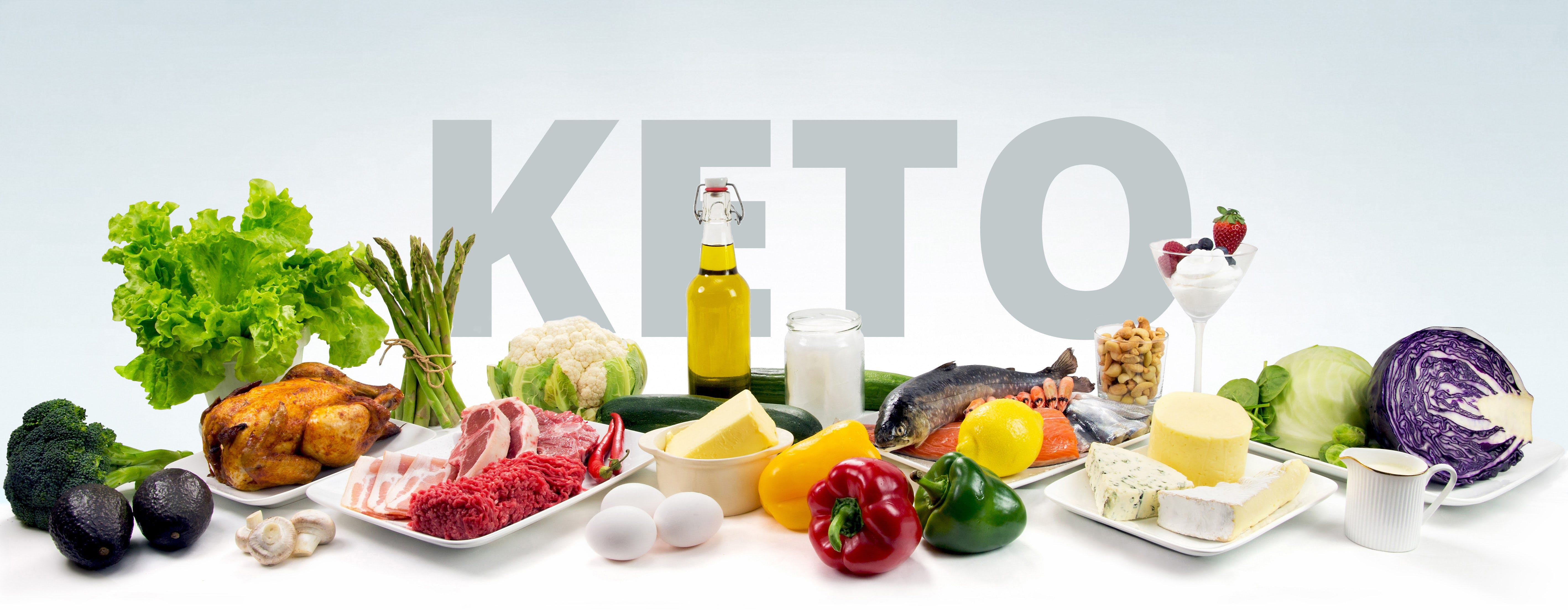 Vad är ketogen kost och andra vanliga frågor