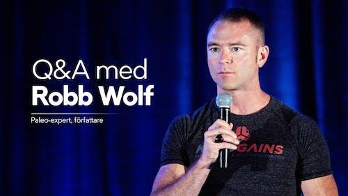 Frågestund med Robb Wolf