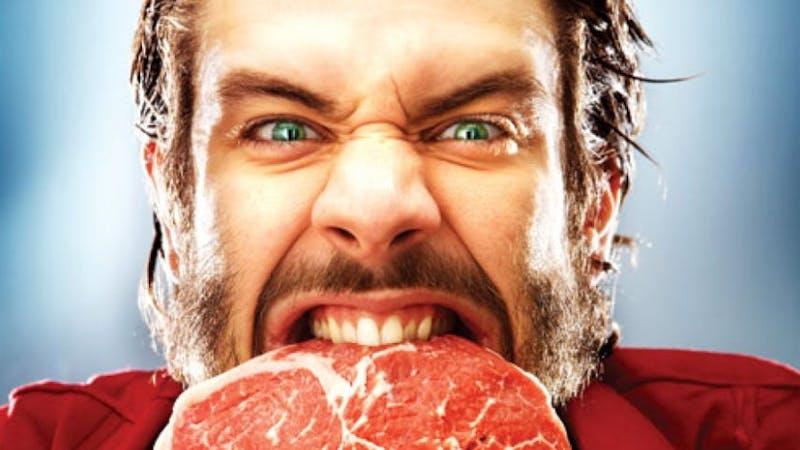 Är det bra att bara äta kött?