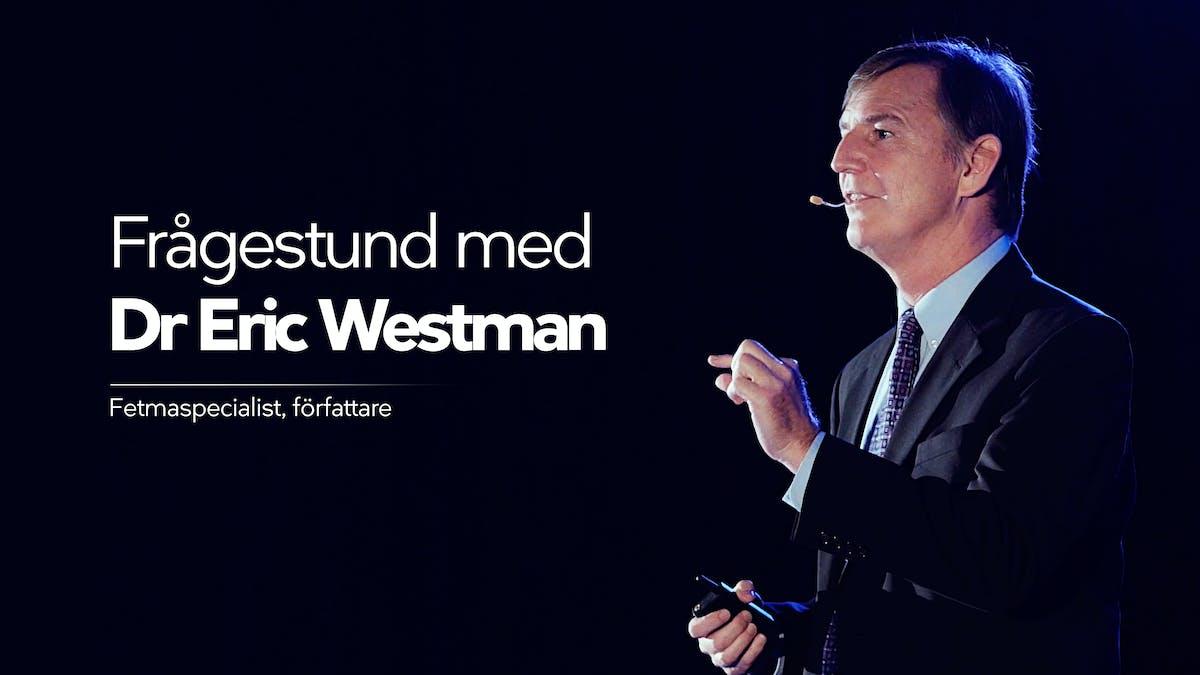 Vad rekommenderar dr Westman för vegetarianer?