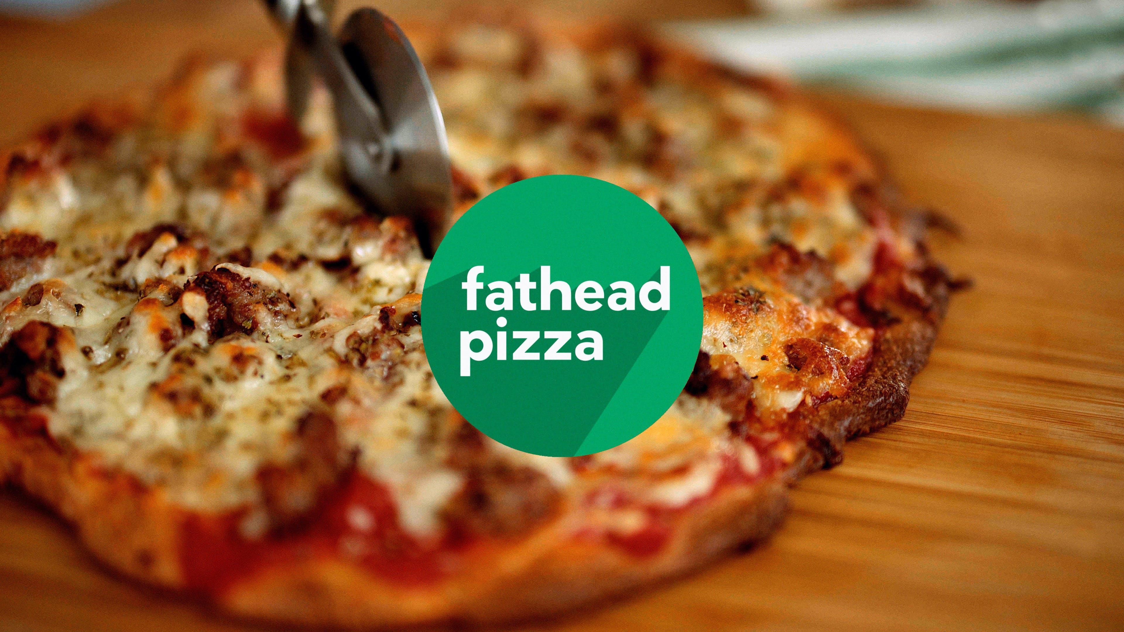 Fathead pizza – världens bästa LCHF-pizza?