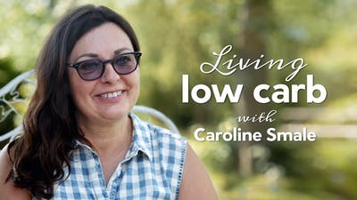 Leva LCHF med Caroline Smale