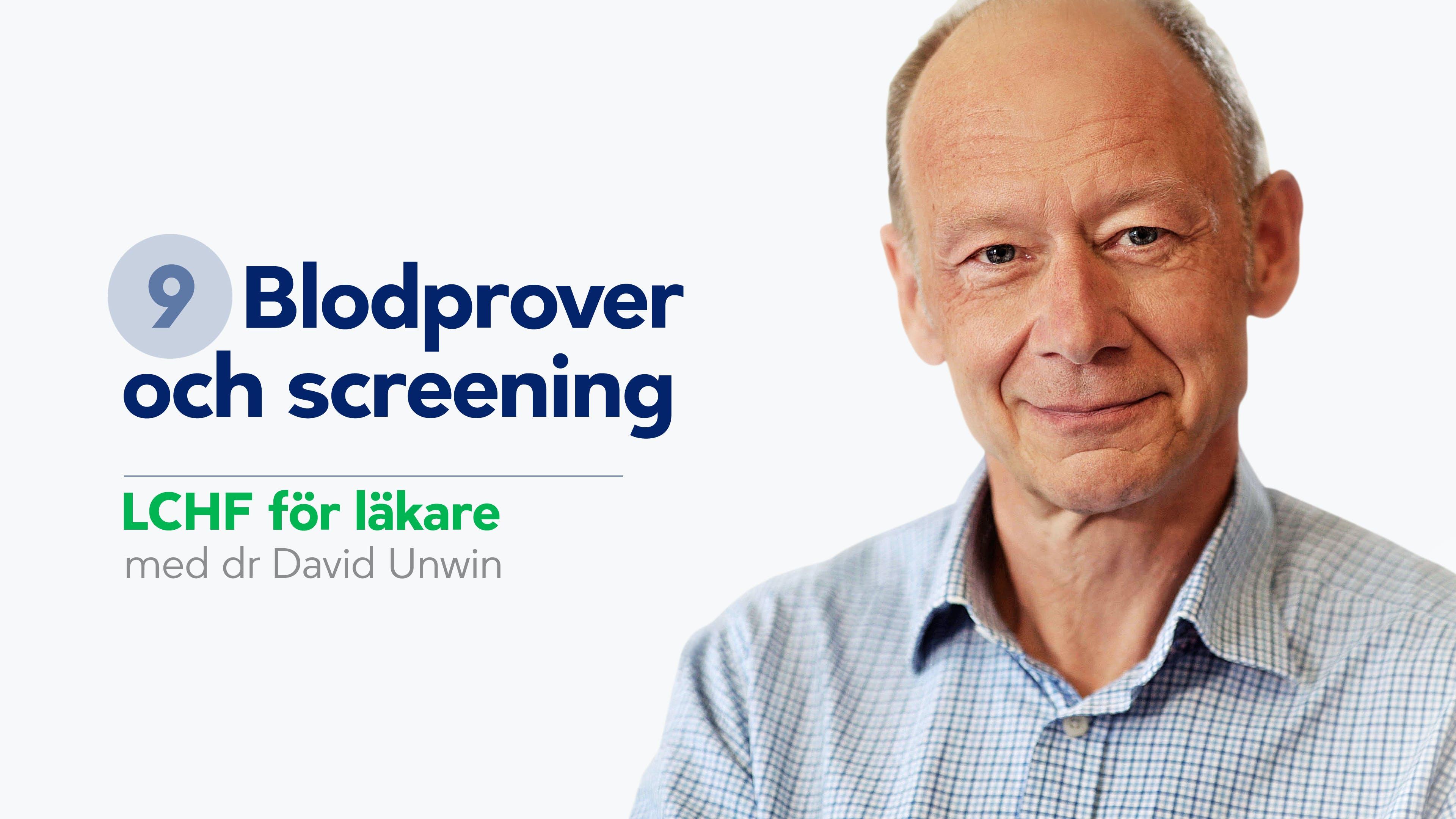 Blodprov och screening