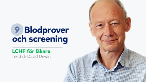 Blodprover och screening