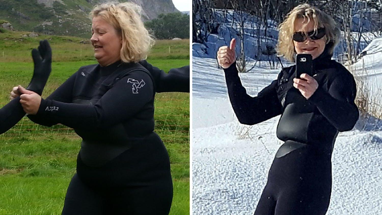"""""""Det ÄR möjligt för medelålders kvinnor att gå ner i vikt"""""""