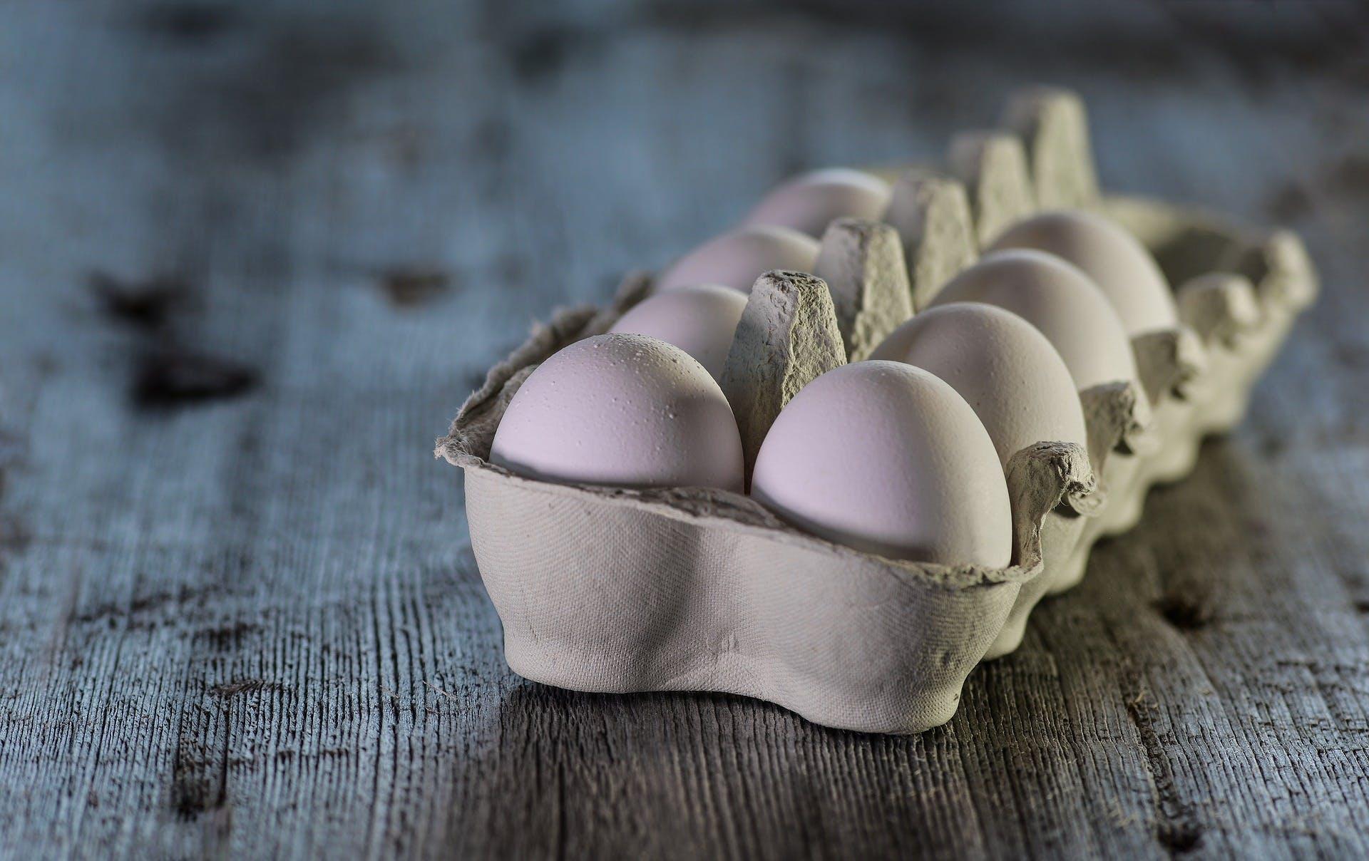 Farligt med ägg?
