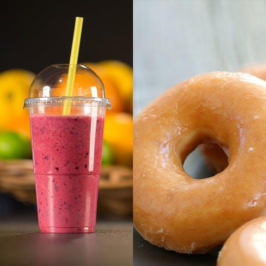 """""""Nyttig"""" smoothie eller godisbit? Skillnaden är mindre än du tror"""