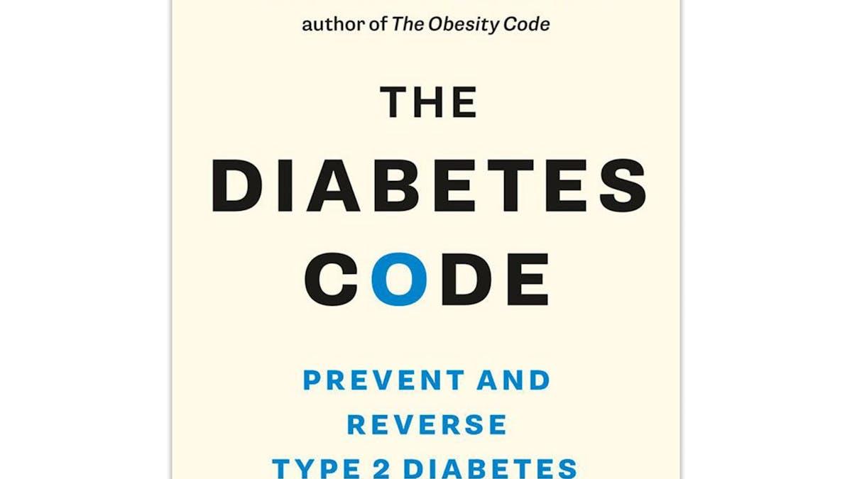 En bok som kan förändra världen: The Diabetes Code av dr Jason Fung