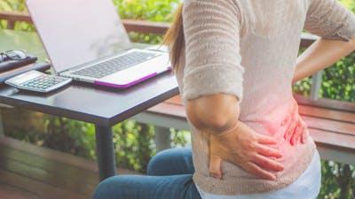 Dina ömma muskler är inte spända, de är inflammerade