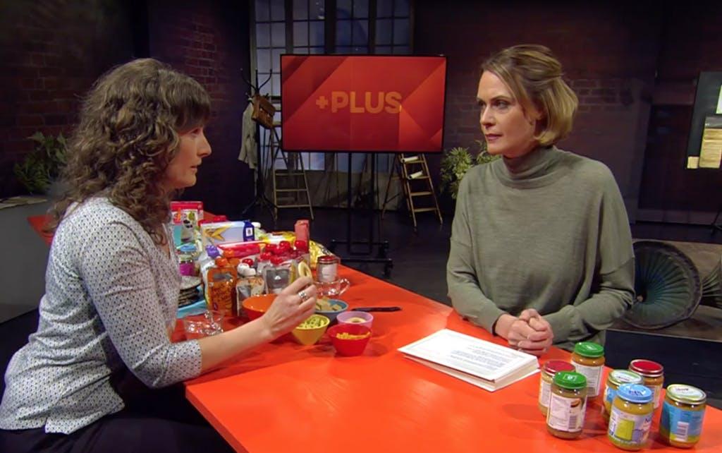 SVT Plus undrar: Varför finns det kakor och snacks till bebisar?