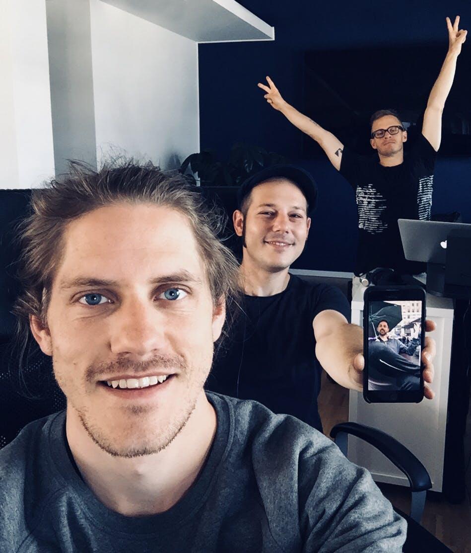 Vi söker videoklippare till Stockholmskontoret
