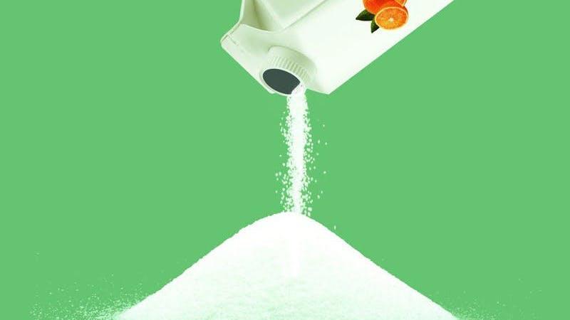 """""""Massor av socker och begränsat med näring"""" – därför är juice inte nyttigt"""