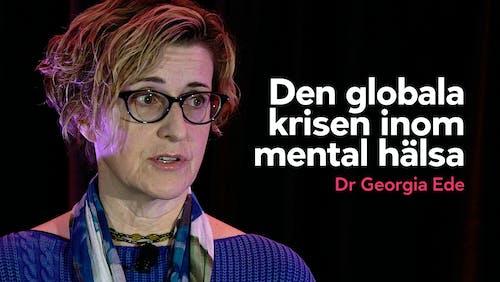 Den globala krisen inom mental hälsa